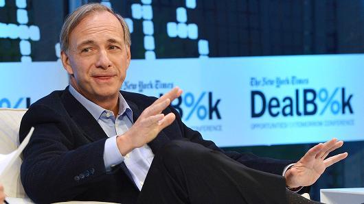 Ray Dalio, président-fondateur de Bridgewater Associates (fonds d'investissement)