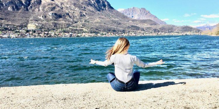 Lac de Côme, Branche de Lecco, Italie