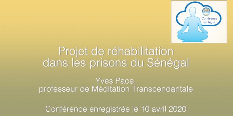 conférence sur la MT dans les prisons au Sénégal